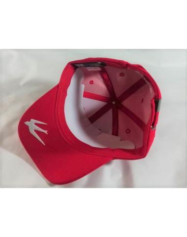 Бейсболка красная Стрижи 2021