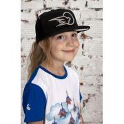 Детская Хип-хоп бейсболка с символикой Стрижи
