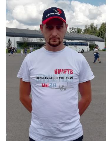 Футболка Swifts МИГ-29 Стрижи
