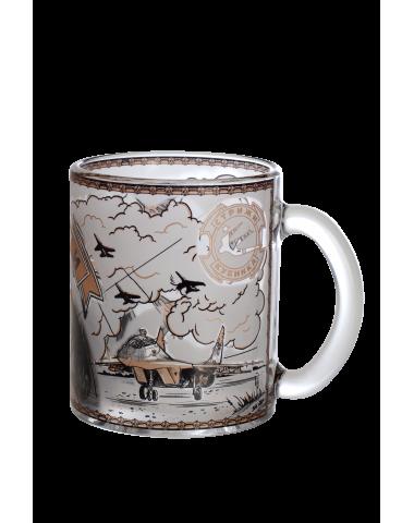 Кружка чайная 300 мл Стрижи-Кубинка