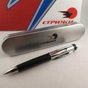 Ручка - флешка черная на 32Gb