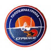 Шеврон Стрижи МИГ-29